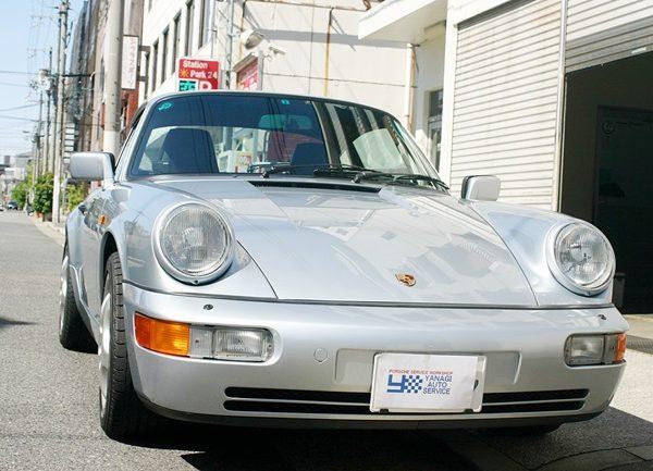 1991年式 ポルシェ 911(964)カレラ2