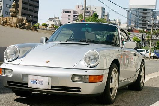 ポルシェ 911(964)カレラ2 サブ06