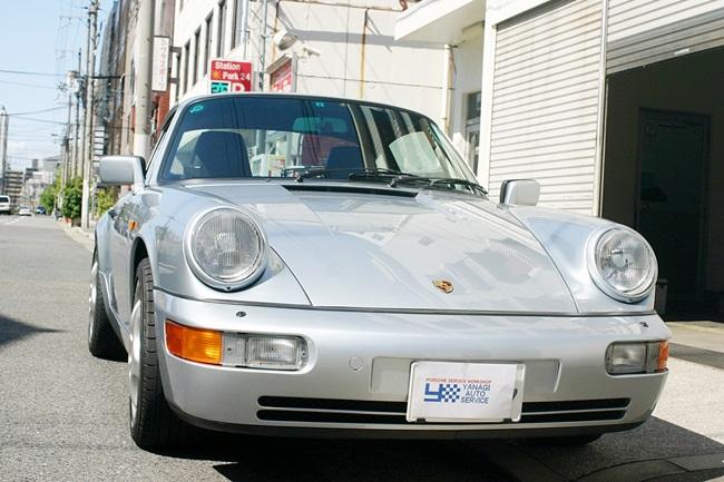 ポルシェ 911(964)カレラ2 メイン