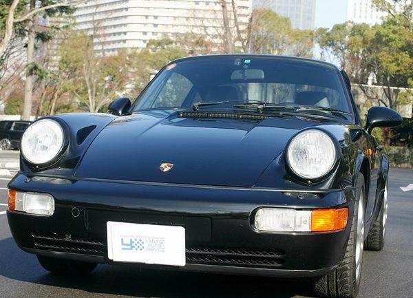 1992年式 ポルシェ 911カレラ2