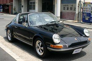 1971年式 ポルシェ 911T タルガ36