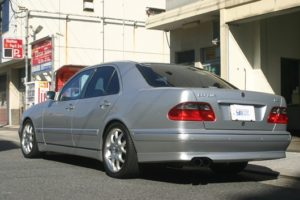 BRABUS B9 W210 サブ6
