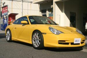 2004年式 ポルシェ 911 GT3 クラブスポーツ 新車平行車4