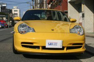 2004年式 ポルシェ 911 GT3 クラブスポーツ 新車平行車1