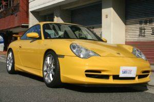 2004年式 ポルシェ 911 GT3 クラブスポーツ 新車平行車2