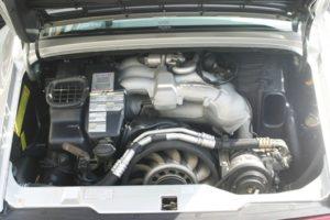 1997年式 ポルシェ 911 空冷最終モデル 993カレラ4S 6速マニュアルミッション8