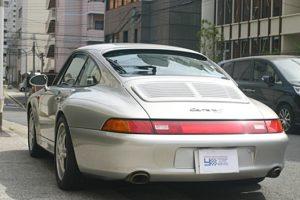1997年式 ポルシェ 993 カレラ2 マニュアルミッション6