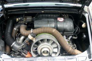 1971年式 ポルシェ 911T タルガ29