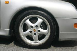 1997年式 ポルシェ 993 カレラ2 マニュアルミッション23