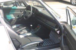 1997年式 ポルシェ 911 空冷最終モデル 993カレラ4S 6速マニュアルミッション12