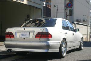 BRABUS B9 W210 サブ4