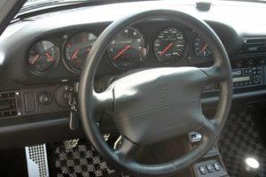 1997年式 ポルシェ 911 空冷最終モデル 993カレラ4S 6速マニュアルミッション10
