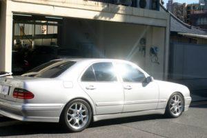 BRABUS B9 W210 サブ3