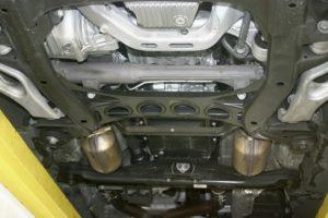 2011年式 ポルシェ カイエンターボ TIP33