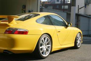 2004年式 ポルシェ 911 GT3 クラブスポーツ 新車平行車5