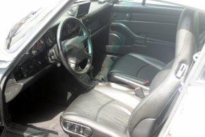 1996年式 ポルシェ911(993)カレラ ディーラー車 TIP 左ハンドル 程度上 6