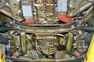 1997年式 ポルシェ 993 カレラ2 マニュアルミッション43