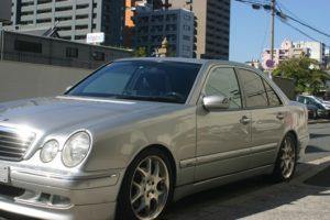 BRABUS B9 W210 サブ5