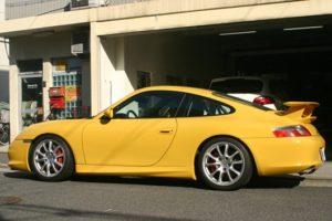 2004年式 ポルシェ 911 GT3 クラブスポーツ 新車平行車16
