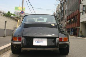 1971年式 ポルシェ 911T タルガ3