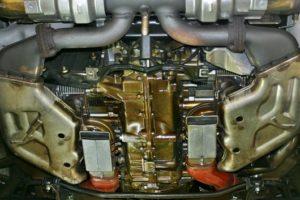 1997年式 ポルシェ 993 カレラ2 マニュアルミッション44