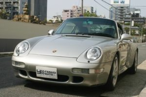 1997年式 ポルシェ 911 空冷最終モデル 993カレラ4S 6速マニュアルミッション1