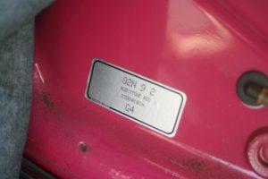 1992年式 ポルシェ 964 キャブリオレ ワンオーナー ディーラー車 程度極上18