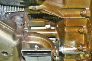 1997年式 ポルシェ 993 カレラ2 マニュアルミッション48