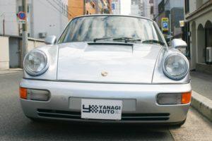 1992年式 ポルシェ 964カレラRS ディーラー車4