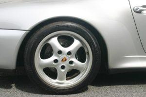 1997年式 ポルシェ 993 カレラ2 マニュアルミッション24