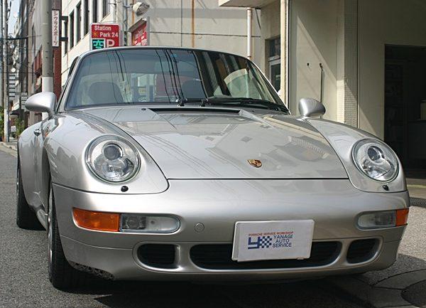 1997年式 ポルシェ 993 カレラ2 マニュアルミッション