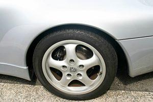 1996年式 ポルシェ911(993)カレラ ディーラー車 TIP 左ハンドル 程度上 23