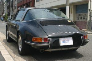 1971年式 ポルシェ 911T タルガ6