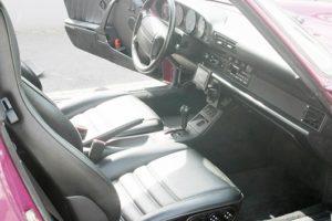 1992年式 ポルシェ 964 キャブリオレ ワンオーナー ディーラー車 程度極上10