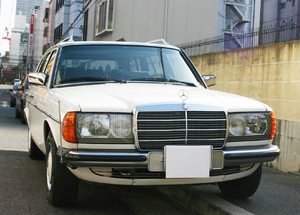 メルセデス・ベンツ M・ベンツ 300TDターボ