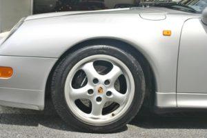 1997年式 ポルシェ 993 カレラ2 マニュアルミッション27