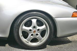 1997年式 ポルシェ 993 カレラ2 マニュアルミッション26