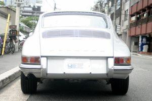 1967年式 ポルシェ 912 ディーラー車5