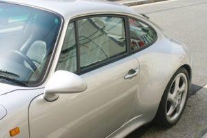 1997年式 ポルシェ 911 空冷最終モデル 993カレラ4S 6速マニュアルミッション3