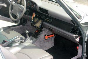 1997年式 ポルシェ 993 カレラ2 マニュアルミッション20