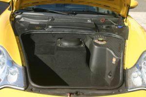 2004年式 ポルシェ 911 GT3 クラブスポーツ 新車平行車6