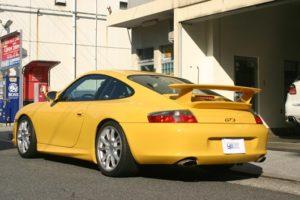 2004年式 ポルシェ 911 GT3 クラブスポーツ 新車平行車15