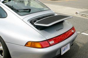 1996年式 ポルシェ911(993)カレラ ディーラー車 TIP 左ハンドル 程度上 20
