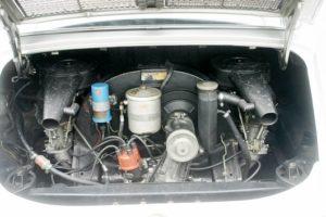 1967年式 ポルシェ 912 ディーラー車21