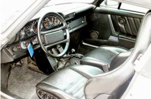 ポルシェ 911カレラ カブリオレ ターボルック5