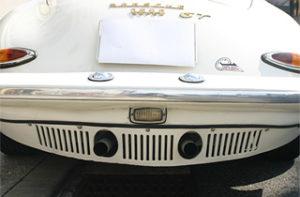 ポルシェ356B ロードスター16